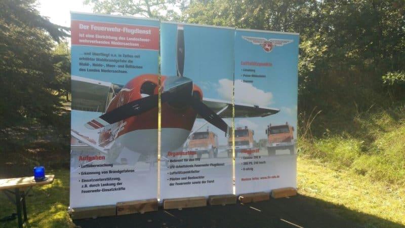 Aktionstag im Feuerwehrmuseum in Neu Tramm